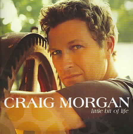 LITTLE BIT OF LIFE BY MORGAN,CRAIG (CD)