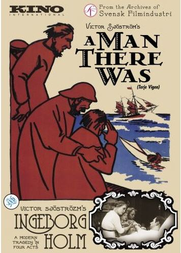 MAN THERE WAS BY SJOSTROM,VICTOR (DVD)