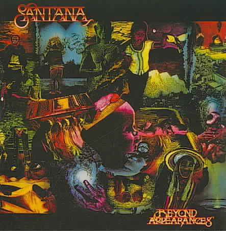 BEYOND APPEARANCES BY SANTANA (CD)